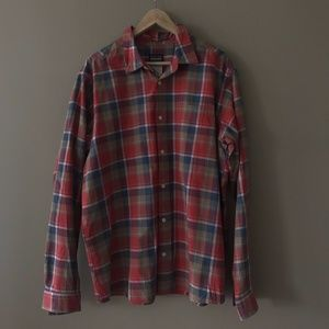 Patagonia Long Sleeve Shirt Multicolor Plaid Shirt
